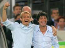 World Cup 2014 - Klinsmann und Löw