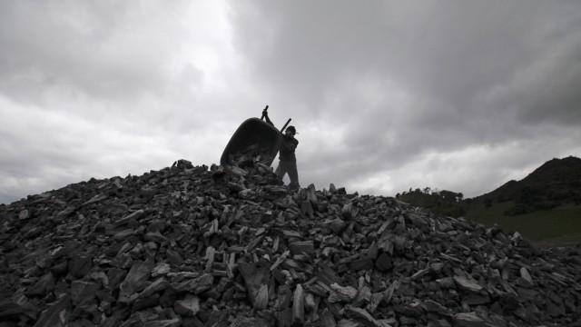 APTOPIX Colombia Miners Photo Gallery