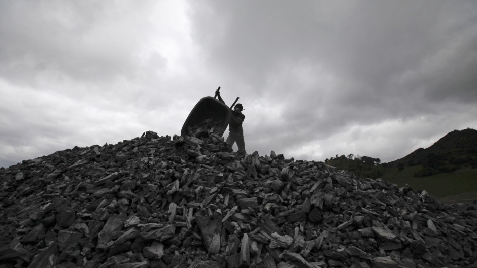 APTOPIX Colombia Miners Photo Gallery