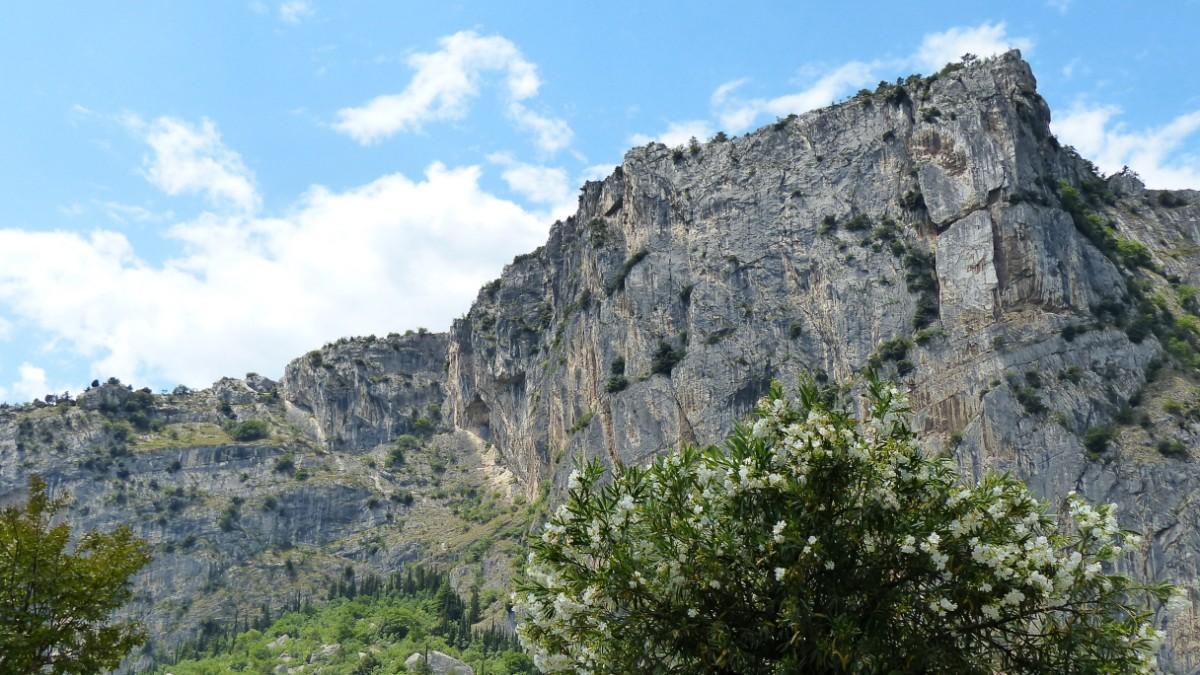 Klettersteig Gardasee : Klettersteige am gardasee: die schönsten routen reise süddeutsche.de