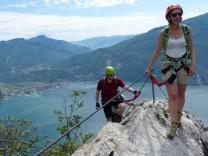 Klettersteig Reit Im Winkl : Klettersteig reit im winkl hängepartie am hausbach reise