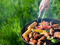 grillen, glut, kohle, grillkohle, grillmeister, grillbesteck