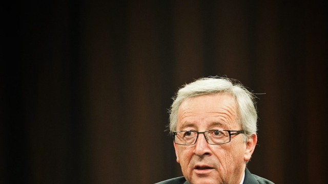 Port 17 05 2014 Interview with Jean Claude Juncker European Commission candidate in the Journal