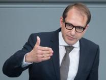 Bundestag - Alexander Dobrindt