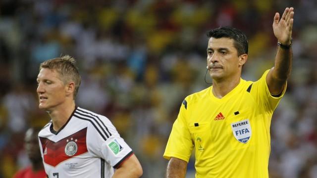Fußball-WM, Deutsche Nationalmannschaft, Sandro Ricci