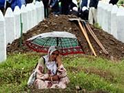 Srebrenica; dpa