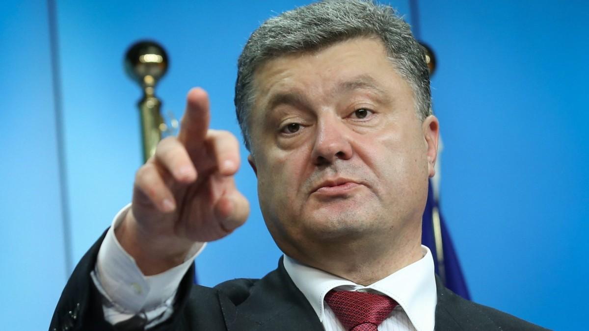 Entzauberter Präsident der Ukraine