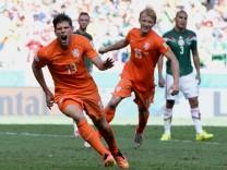 Fußball-WM, Niederländische Nationalmannschaft, Klaas-Jan Huntelaar