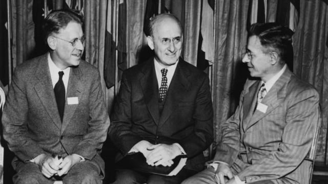 Von Bretton Woods zum harten Euro