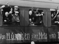 Erster Weltkrieg - Deutsche Soldaten Kriegsausbruch 1914