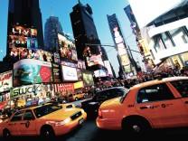 Taxi, New York