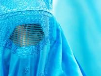 Burka-Verbot in Frankreich