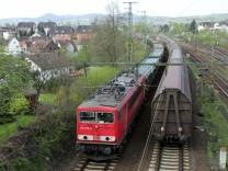 Ehemaliger Eisenbahnknoten Bebra