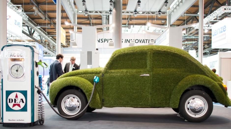 Feature zur Elektromobilität