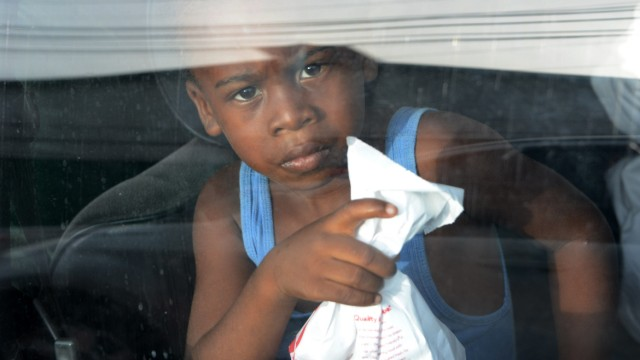 Thema des Tages Amerikas Kinderimmigranten