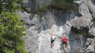 Klettersteig Bayern : Klettersteige bayern sportalpen
