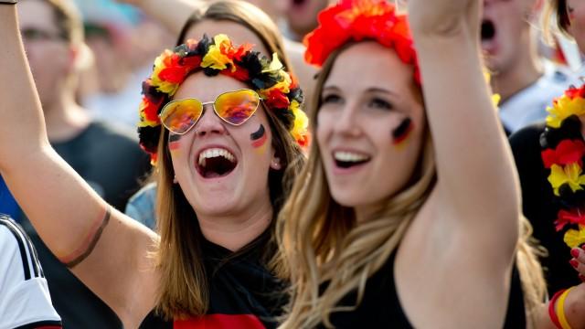 World Cup 2014 - Public Viewing München
