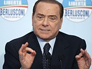 Berlusconi; Reuters