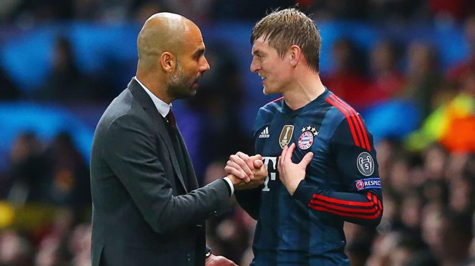 FC Bayern, Bundesliga, Toni Kroos, Pep Guardiola, Real Madrid