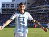 World Cup 2014 - Round of 16 - Argentina vs Switzerland