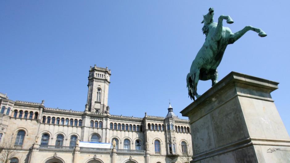 Hauptgebäude der Universität Hannover