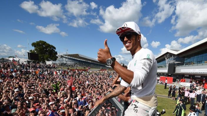Lewis Hamilton, Formel 1, Silverstone, Nico Rosberg