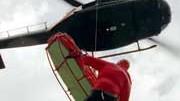 Chiemgau: Wanderin überlebt 50-Meter-Sturz, dpa