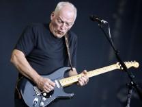 Pink-Floyd-Gitarrist David Gilmour