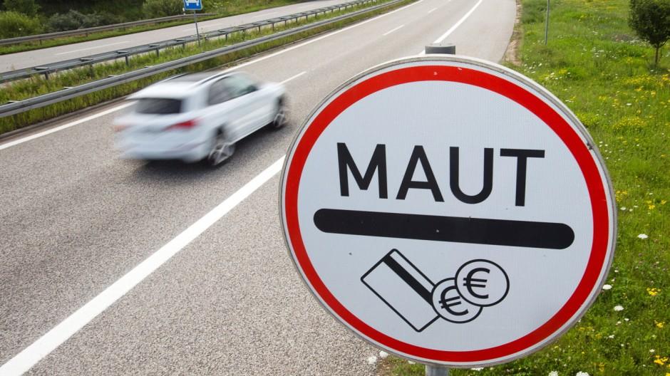 Verkehrsministerium stellt Mautsystem vor