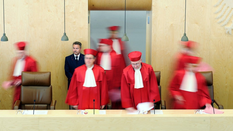 Bundesverfassungsgericht verkündet Urteil zum ZDF Staatsvertrag