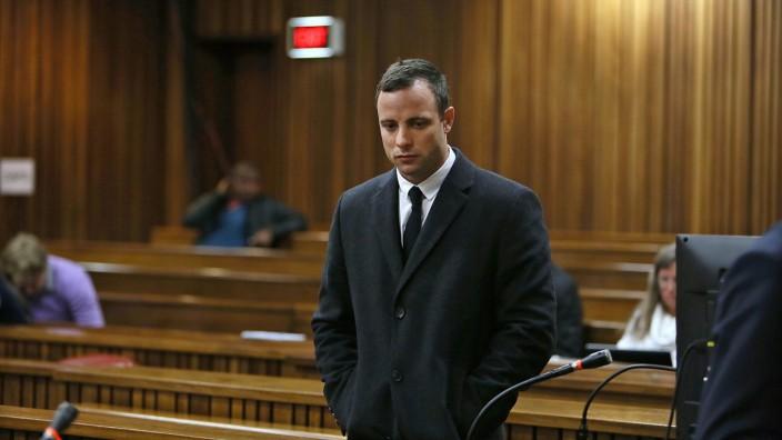 Oscar Pistorius Prozess