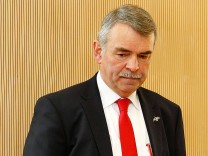 Gustl Mollath vor Gericht in Regensburg
