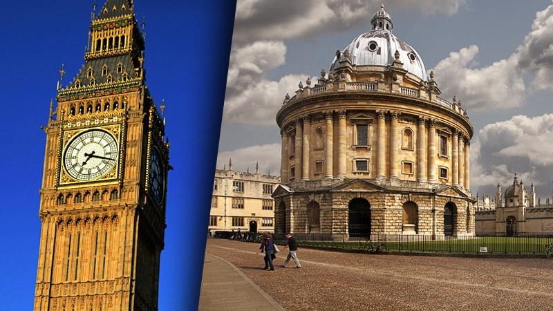 London? Zauberhaftes Oxford!