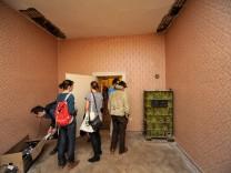 Goldgrund-Aktion für bezahlbares Wohnen in München, 2013