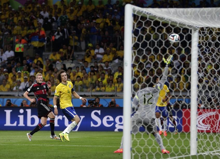 Alle Deutschen Tore Bei Der Wm Deutschland Brasilien 7