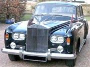 Blech der Woche (10): Rolls Royce Silver Cloud III SJR, 1962