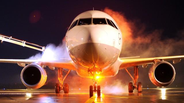 Flughafen Hannover - Nachtflugverbot