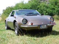 Puma GTE 1600 und GTS 1600