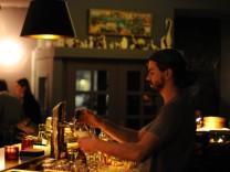 """Bar und Restaurant """"Le Florida"""" in München, 2014"""