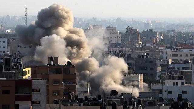 Israeli attacks on Gaza