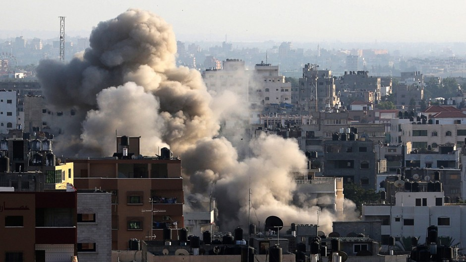 Israeli attacks on Gaza
