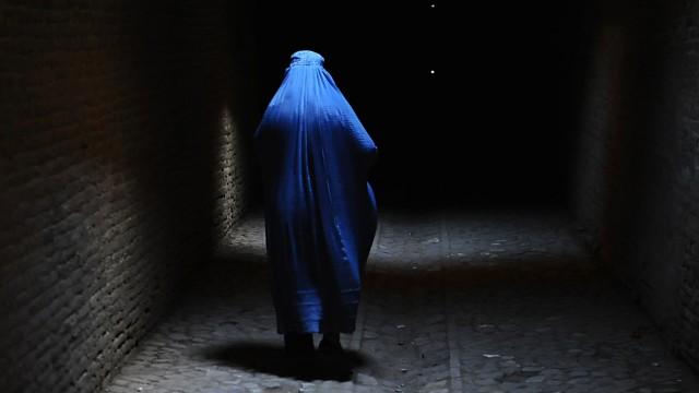 Burka Frankreich