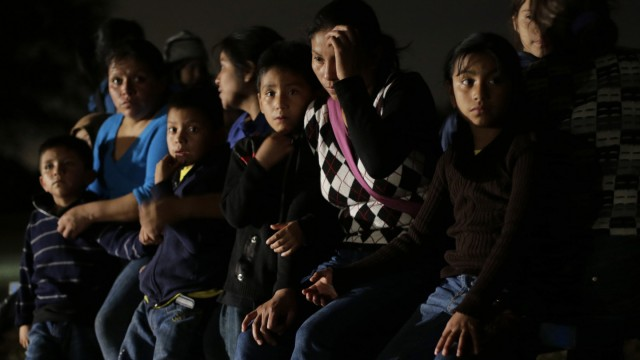 Einwanderungsreform Amerikas Kinderimmigranten