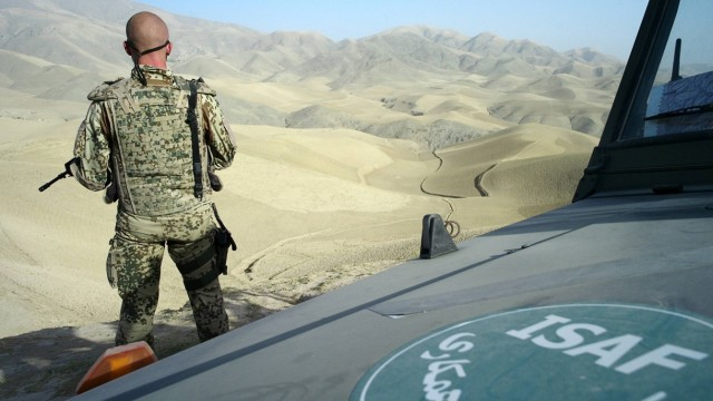 Isaf-Soldat in Nordafghanistan getötet