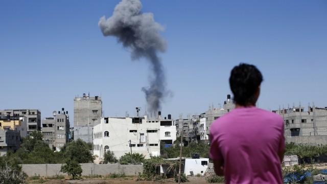 Nahost-Konflikt Protokolle aus Gaza und Israel