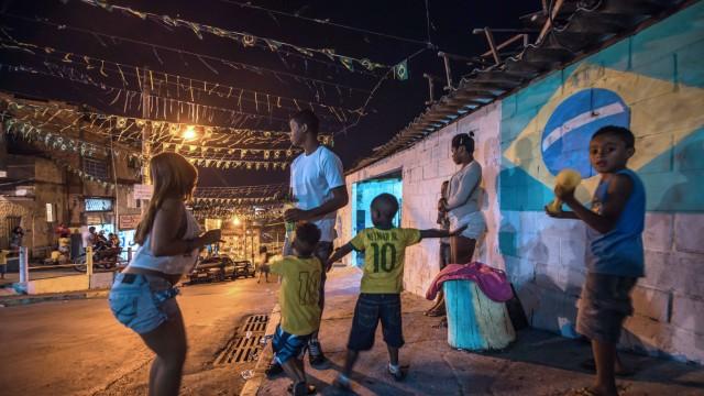 Fußball-WM Brasilien bei der Fußball-WM