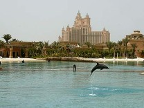 Atlantis, The Palm Dubai, AFP