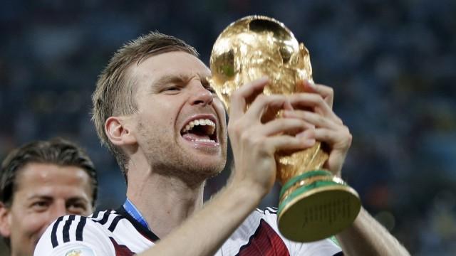 Deutsche Nationalmannschaft Rückzug nach WM-Titel