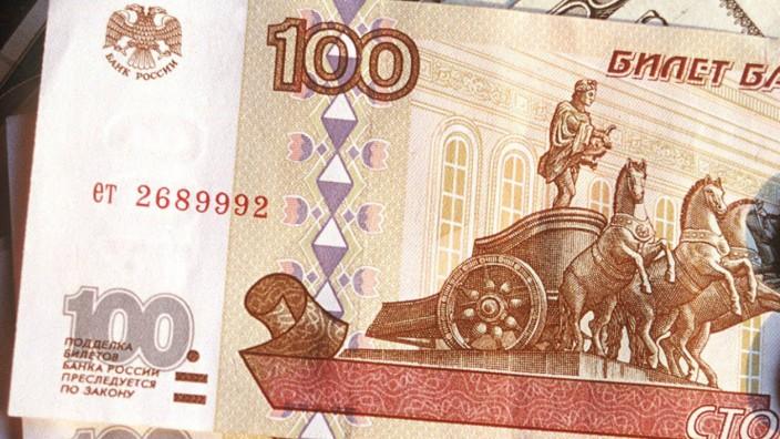 Rubel frei konvertierbar
