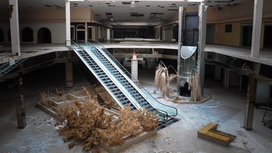 Ruinen der Konsumgesellschaft